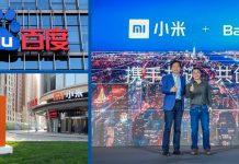 Baidu és Xiaomi