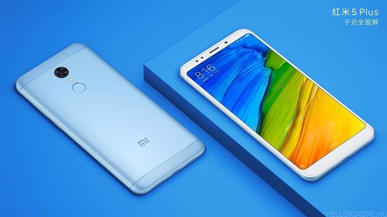 Xiaomi Redmi 5 Plus Lake Blue