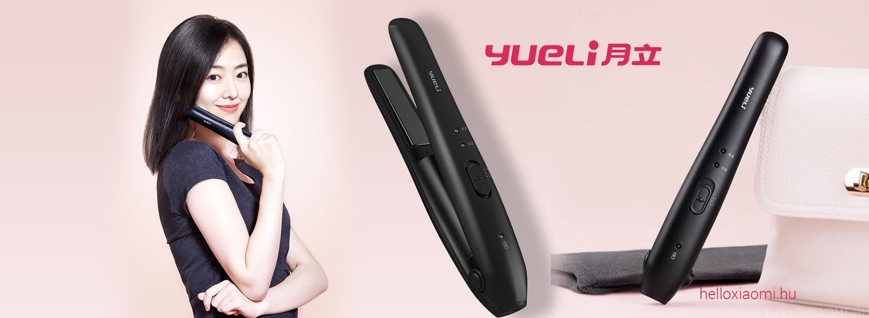 A hölgyeket kényezteti a Xiaomi – Yueli vezeték nélküli hajvasaló bemutató 6f0d2bd1a8