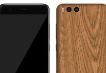 Xiaomi Mi6 matrica