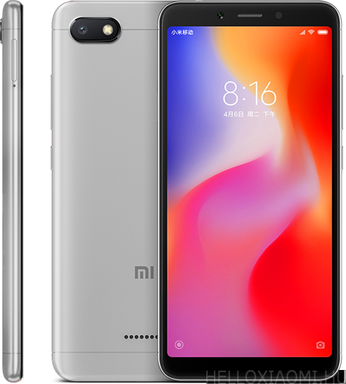 Xiaomi Redmi 6 And Redmi 6A Announced With MTK Processor and