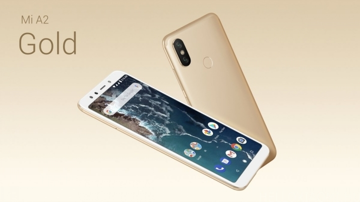 Xiaomi Mi A2 And Mi A2 Lite Announced (Full Specification