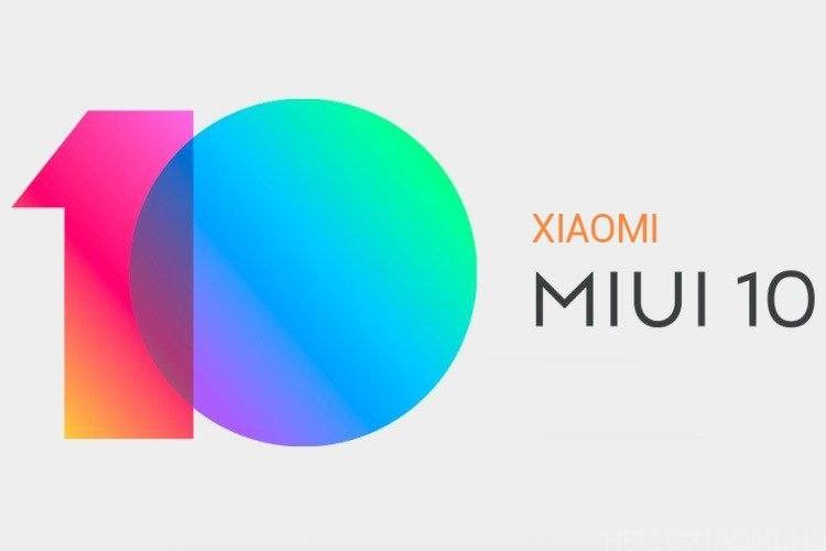 Updated] MIUI 10 China Stable ROM Released For 6 Phones This