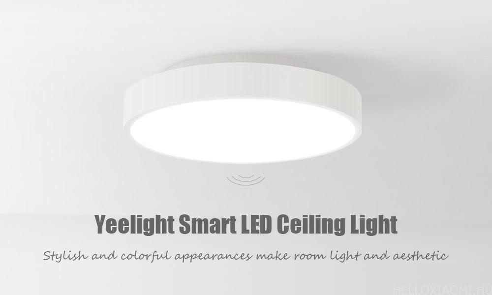 Smart mennyezeti lámpa