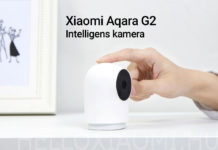 Xiaomi Aqara G2 okos kamera