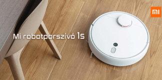 Mi robotporszívó 1s