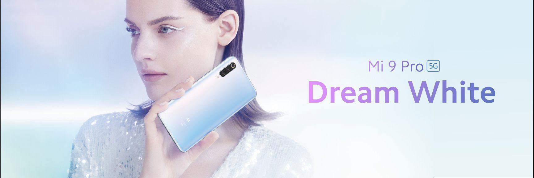 Xiaomi Mi 9 Pro fehér