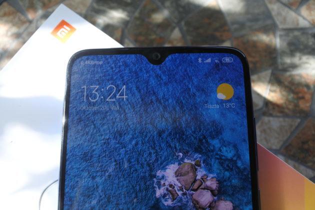 Xiaomi Mi 9 Lite Aurora Blue