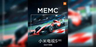Mi TV 5 MEMC technológia