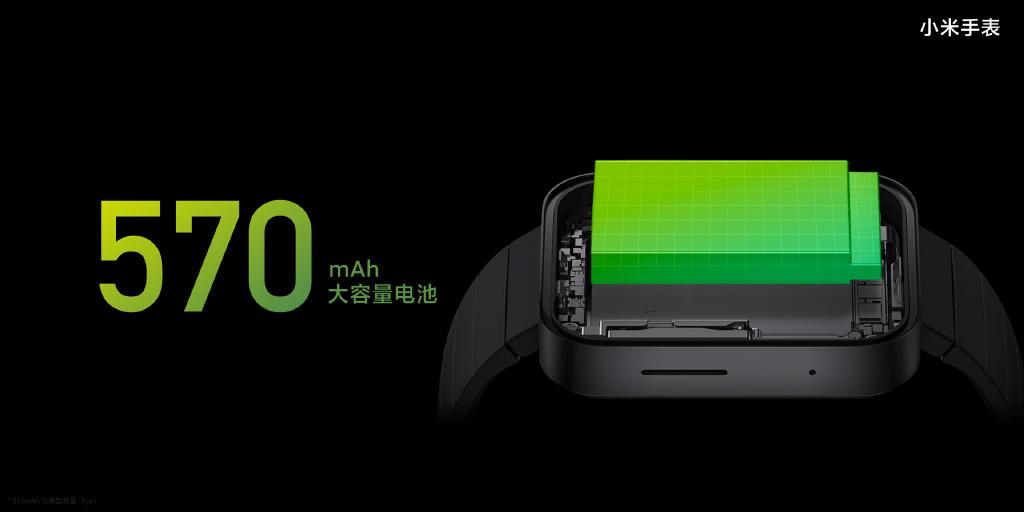 Xiaomi Mi Watch akkumulátor