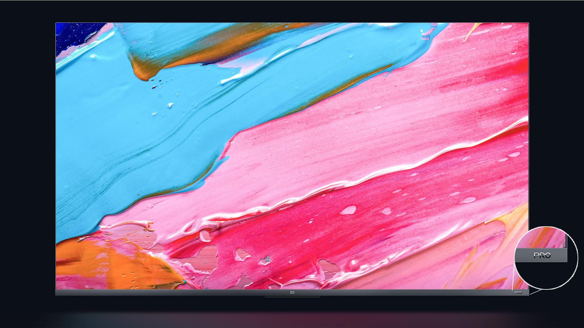 Xiaomi Mi TV 5 Pro keret
