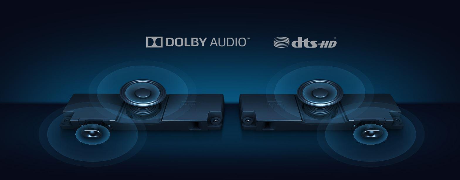 Xiaomi Mi TV 5 Pro Dolby Audio DTS