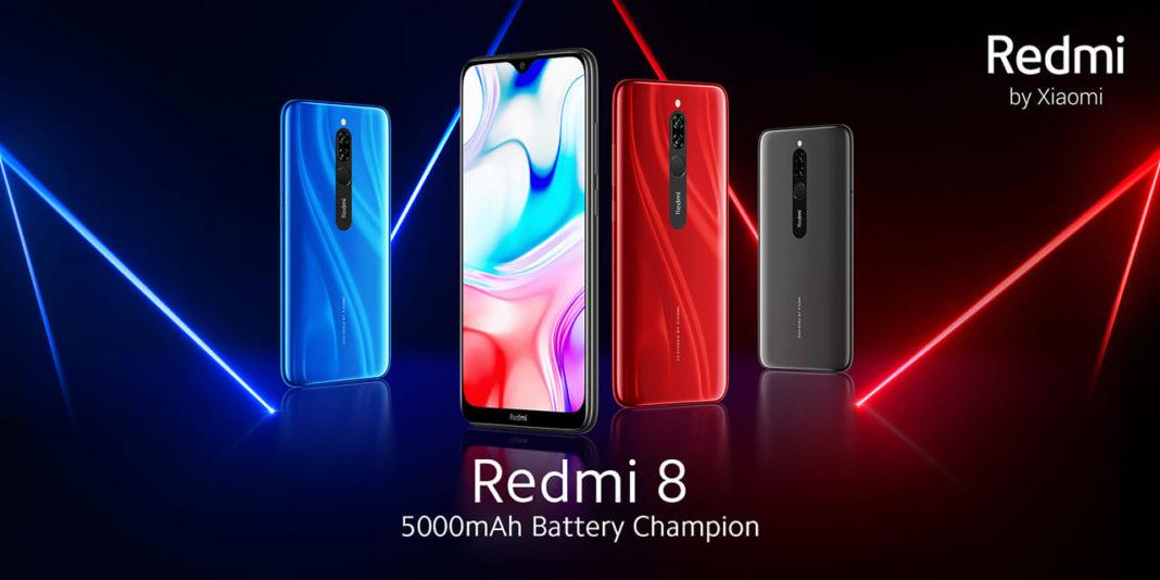 Redmi 8 széria