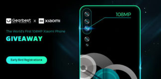 Xiaomi Mi Note 10 Gearbest