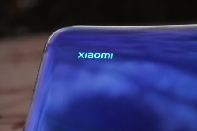 Xiaomi logó