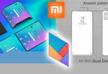 Xiaomi okostelefon szabadalmak