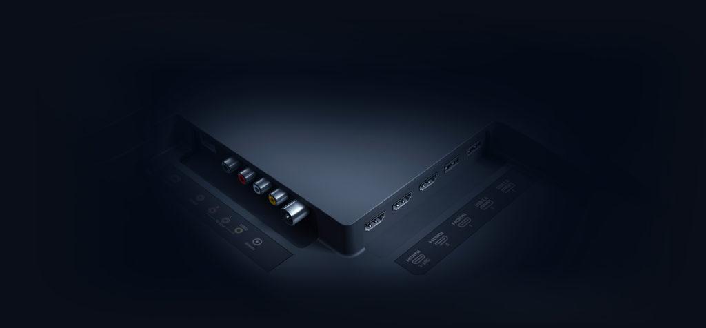 Xiaomi Mi TV 5 csatlakozók