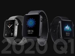 Xiaomi Mi Watch okosóra