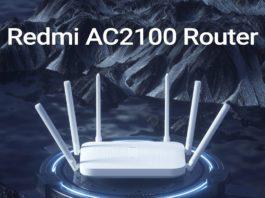 Redmi AC2100 router
