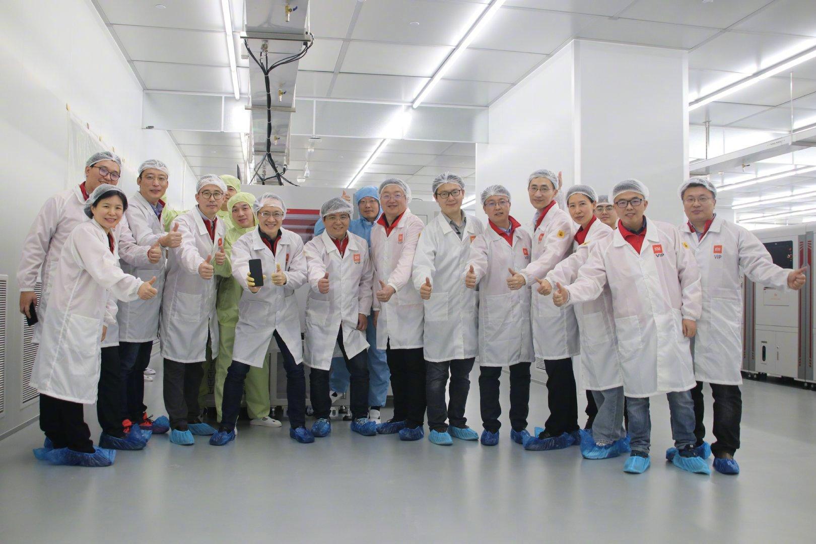 Xiaomi gyártás