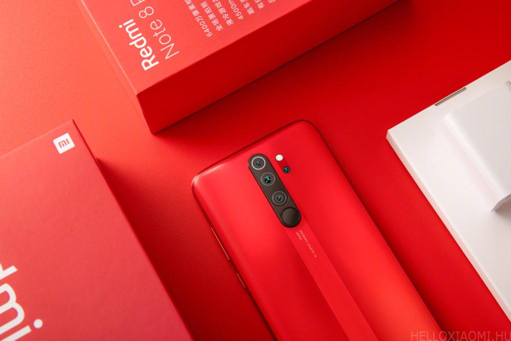piros redmi note 8 pro