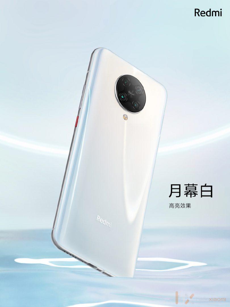 Redmi K30 Pro fehér