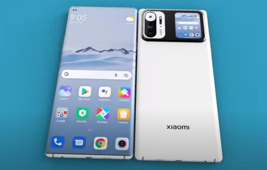 Xiaomi 10 Ultra koncepció