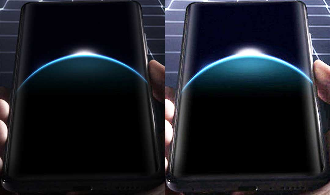 Xiaomi Mi Mix 4 nagyítva