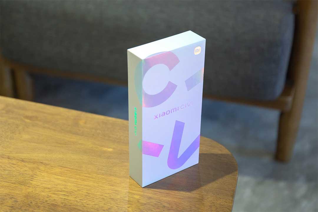 Xiaomi CIVI doboza